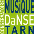 logo page d'accueil du conservatoire